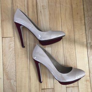 NWOT Zara Trafaluc Heels Size 8 (39)